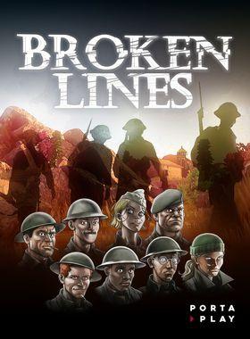 Broken Lines Key Art