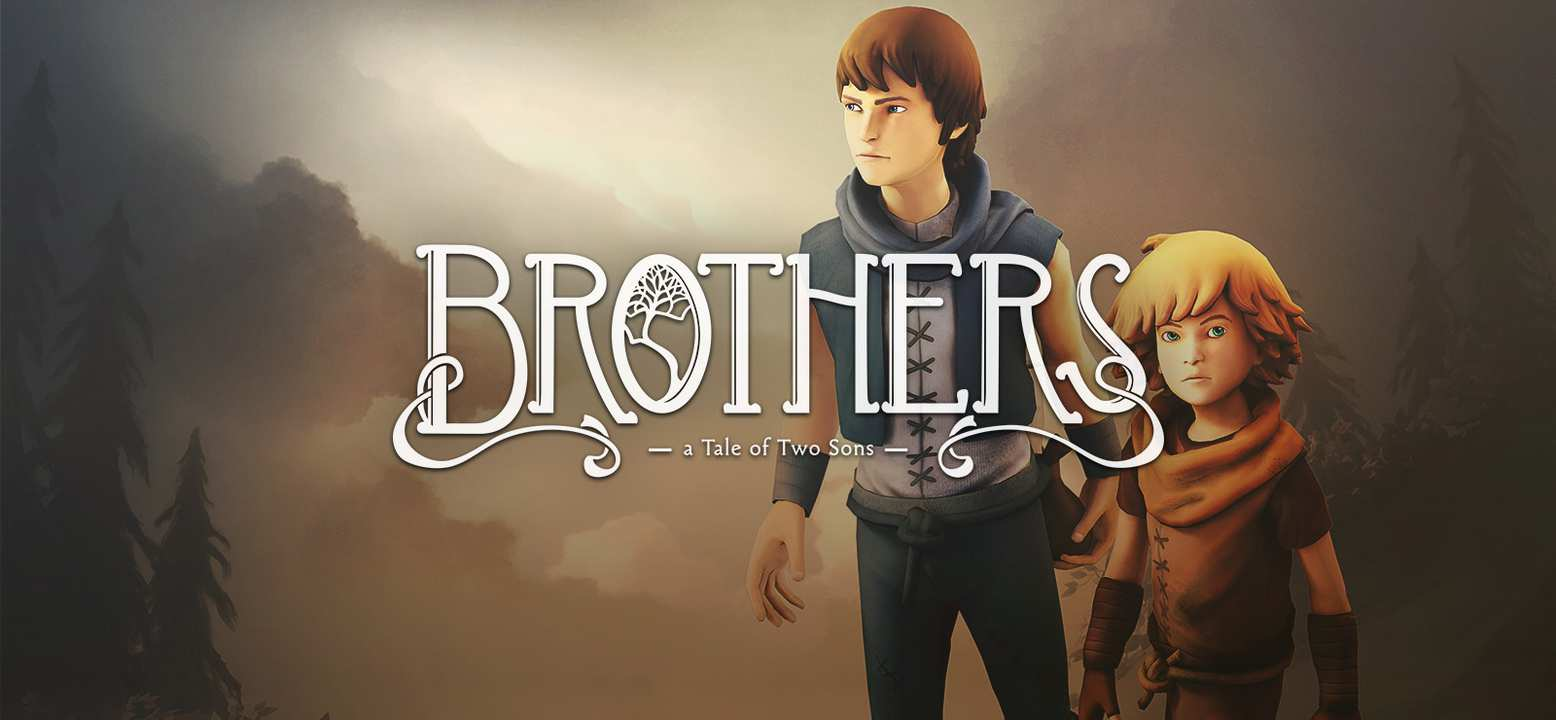 Brothers: A Tale of Two Sons Background Image