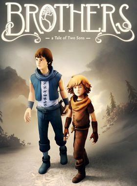 Brothers: A Tale of Two Sons Key Art