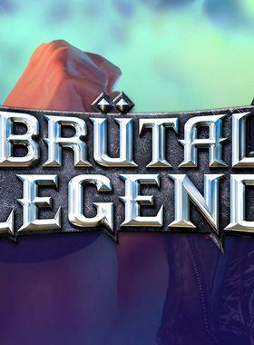 Brutal Legend Key Art