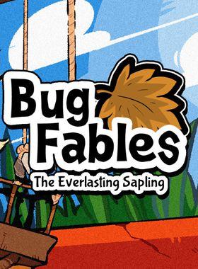Bug Fables: The Everlasting Sapling Key Art