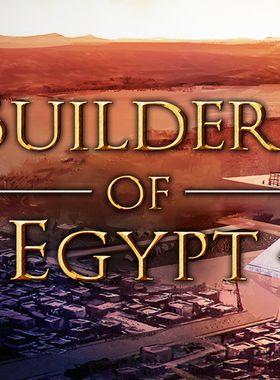 Builders of Egypt Key Art
