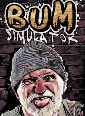 Bum Simulator Key Art