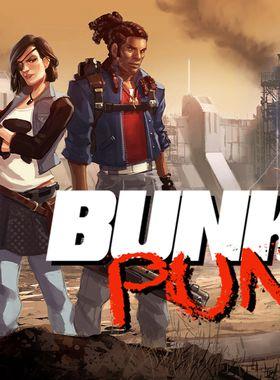 Bunker Punks Key Art