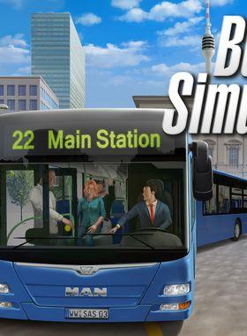 Bus Simulator 16 Key Art