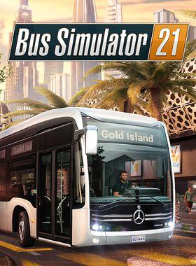 Bus Simulator 21 Key Art