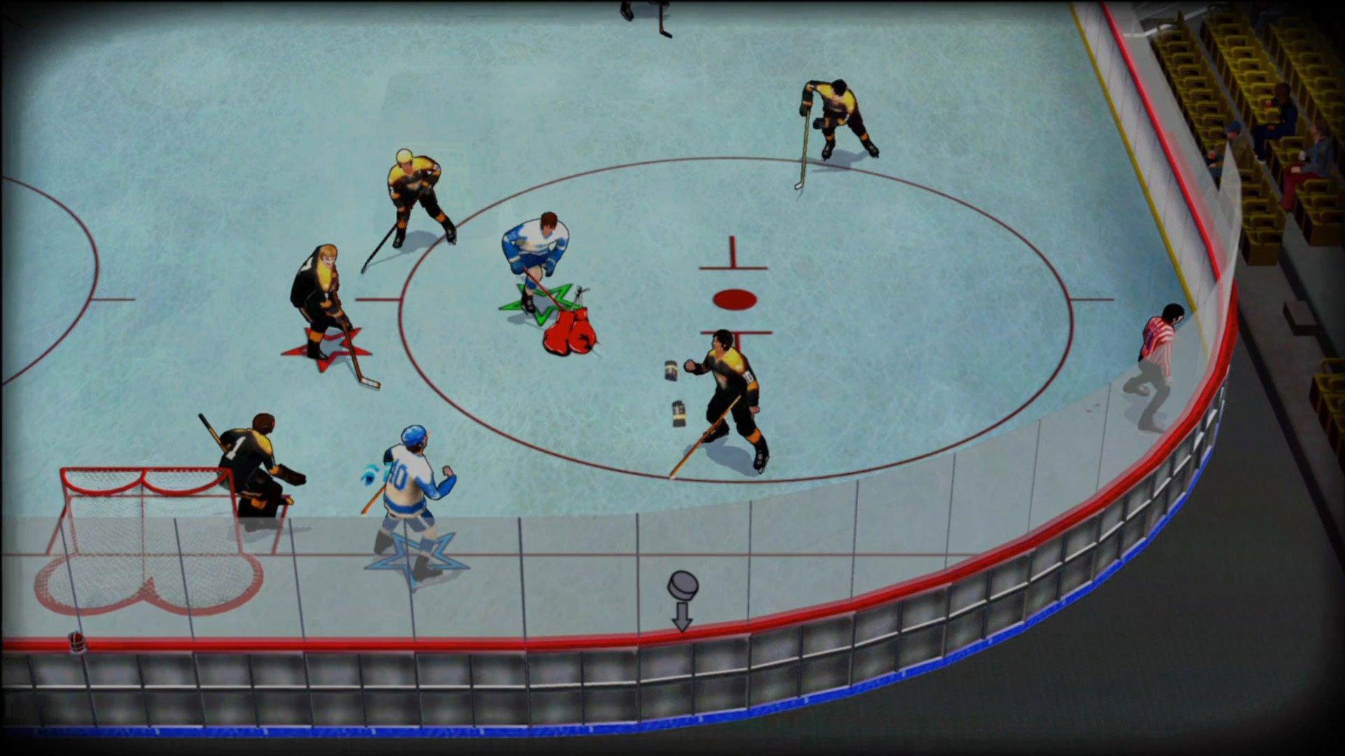 Bush Hockey League