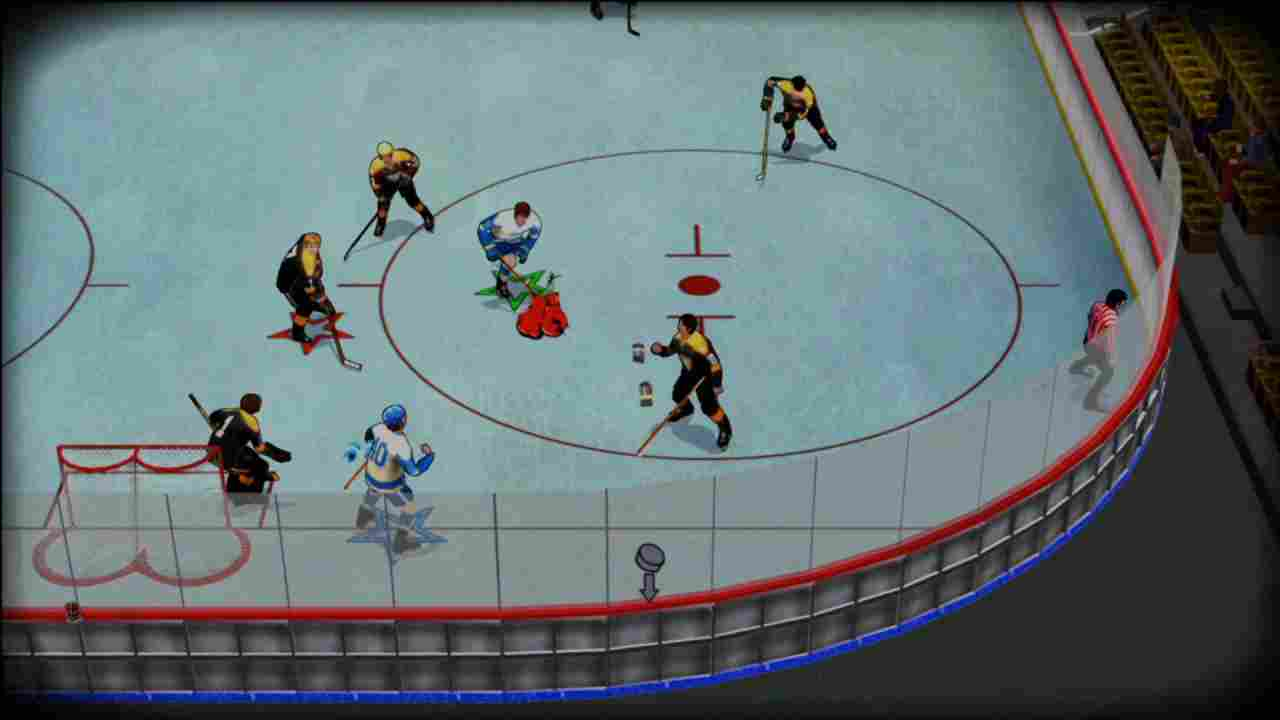 Bush Hockey League Thumbnail
