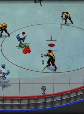 Bush Hockey League Key Art