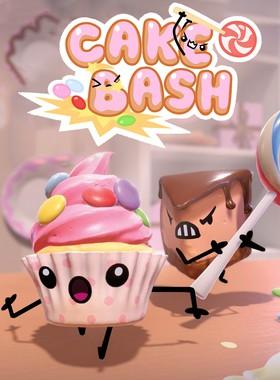 Cake Bash Key Art
