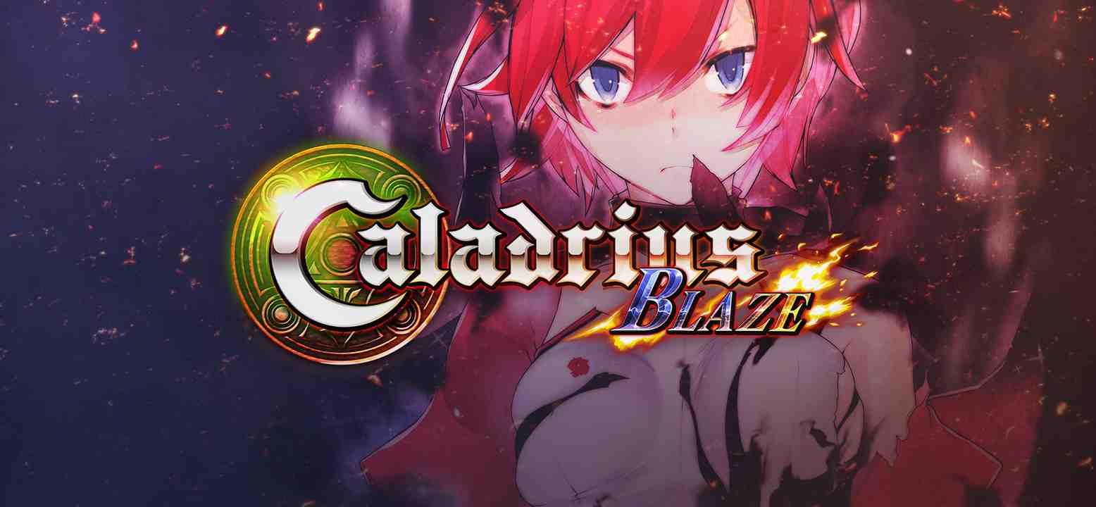 Caladrius Blaze Background Image
