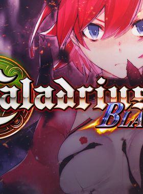 Caladrius Blaze Key Art