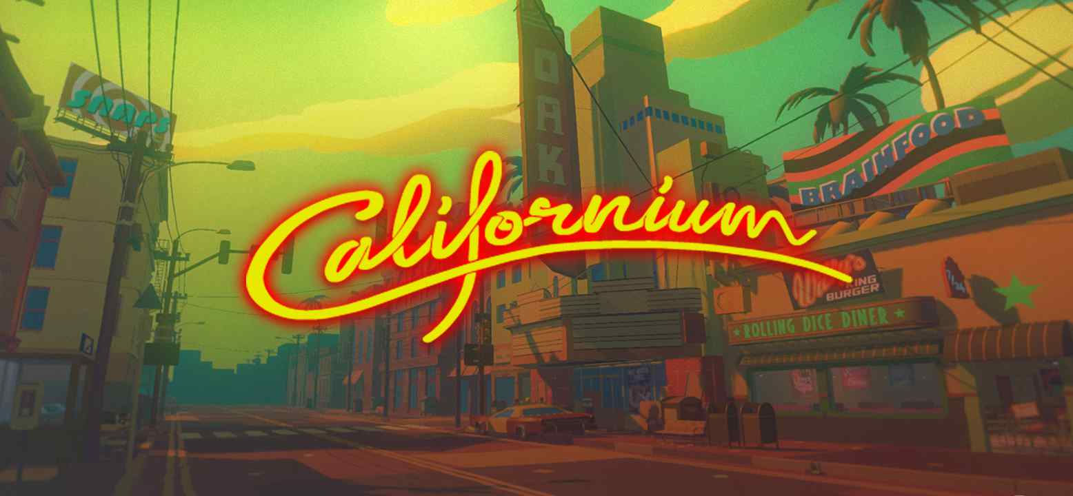 Californium Background Image