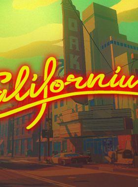 Californium Key Art