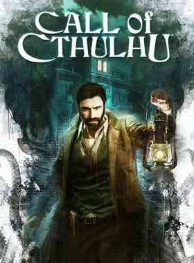 Call of Cthulhu Key Art