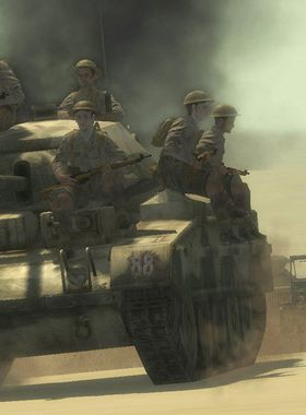 Call of Duty 2 Key Art