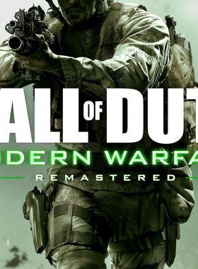 Call of Duty 4: Modern Warfare Key Art