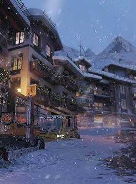 Call of Duty: Advanced Warfare - Havoc Key Art