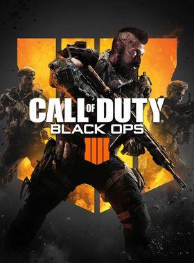Call of Duty: Black Ops 4 Key Art
