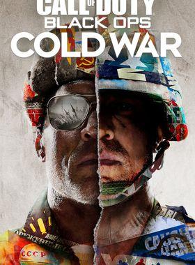 Call of Duty: Black Ops Cold War Key Art