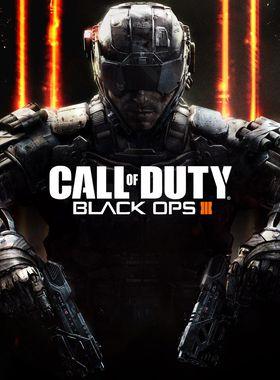 Call of Duty: Black Ops 3 Key Art