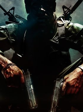Call of Duty: Black Ops Key Art