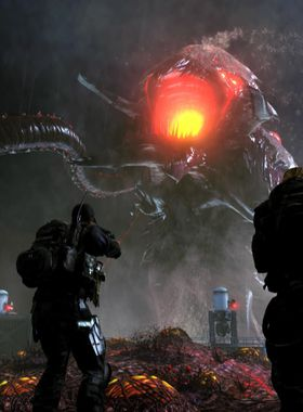 Call of Duty: Ghosts - Devastation Key Art