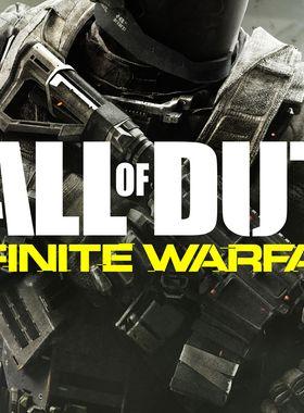 Call of Duty: Infinite Warfare Key Art