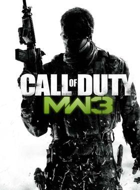 Call of Duty: Modern Warfare 3 Key Art