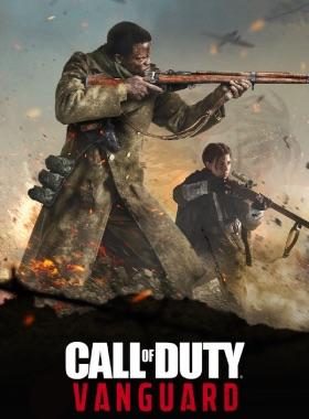 Call of Duty: Vanguard Key Art