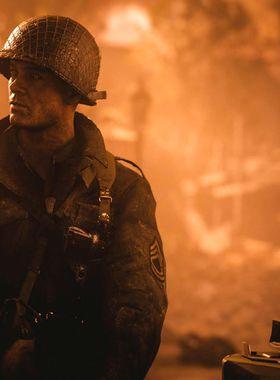 Call of Duty: WW2 Key Art