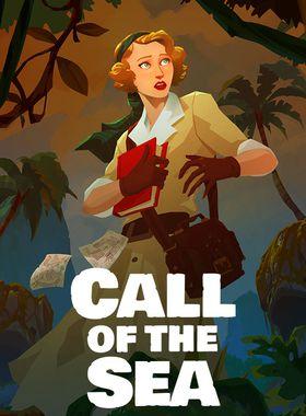 Call of the Sea Key Art
