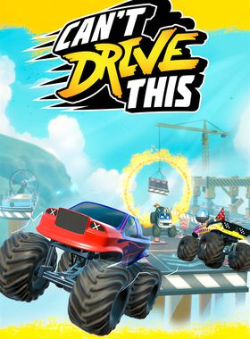 Can't Drive This Key Art