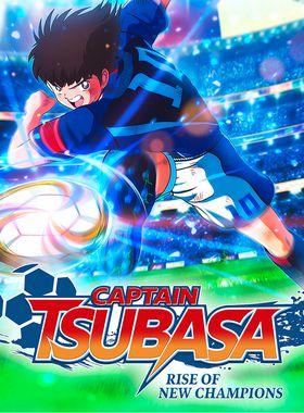 Captain Tsubasa: Rise of New Champions Key Art