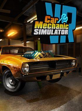 Car Mechanic Simulator VR Key Art