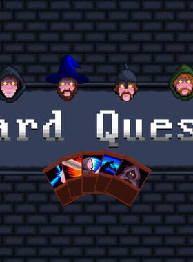 Card Quest Key Art