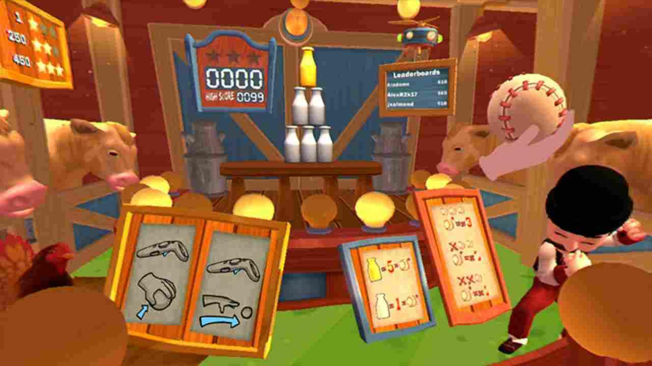 Carnival Games VR Thumbnail