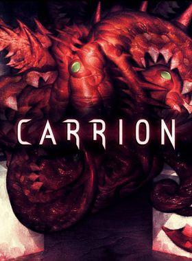 Carrion Key Art