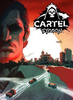 Cartel Tycoon Key Art