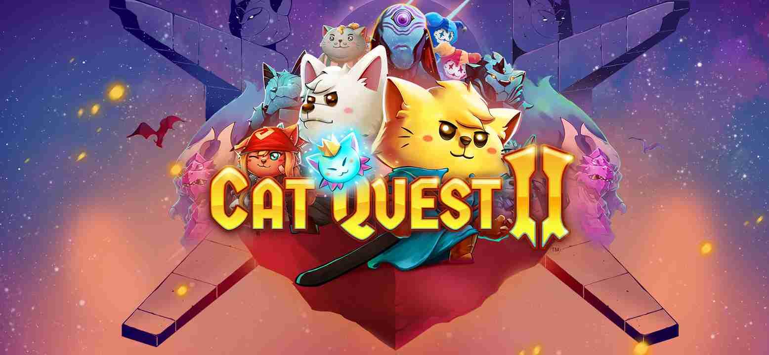 Cat Quest 2 Key Art