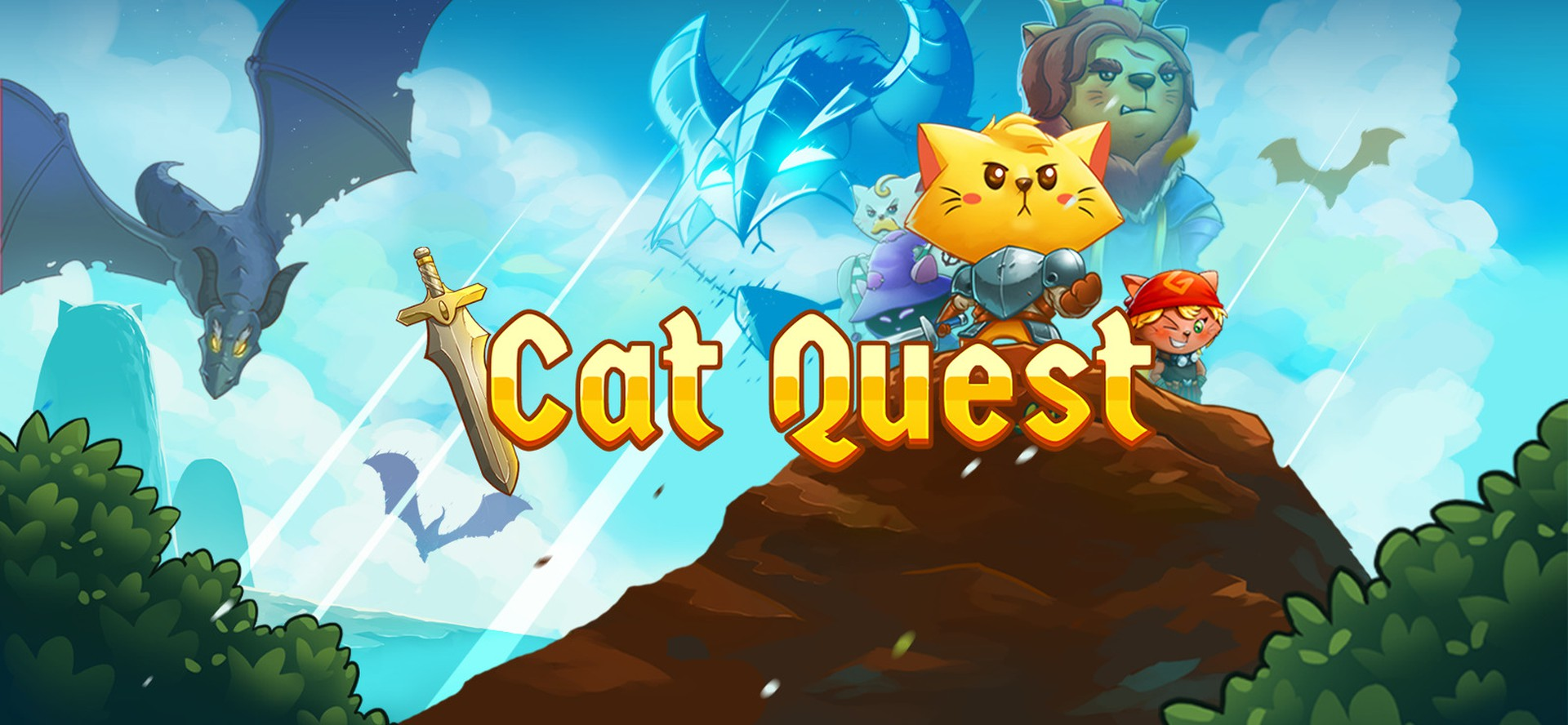 Cat Quest Video
