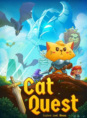 Cat Quest Key Art