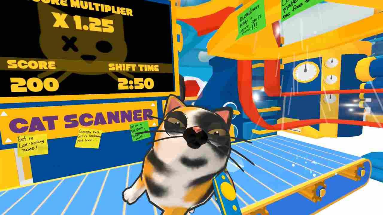 Cat Sorter VR Thumbnail