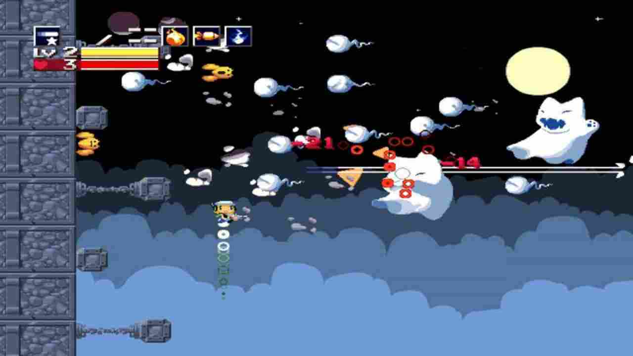 Cave Story+ Background Image