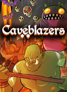 Caveblazers Key Art
