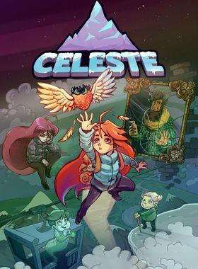 Celeste Key Art
