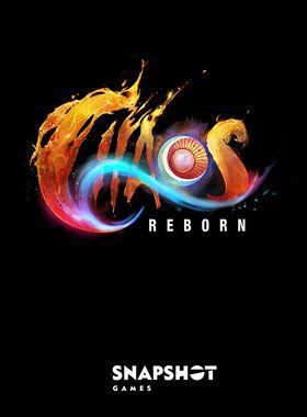 Chaos Reborn Key Art