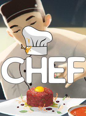 Chef: A Restaurant Tycoon Game Key Art
