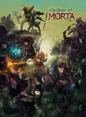 Children of Morta Key Art