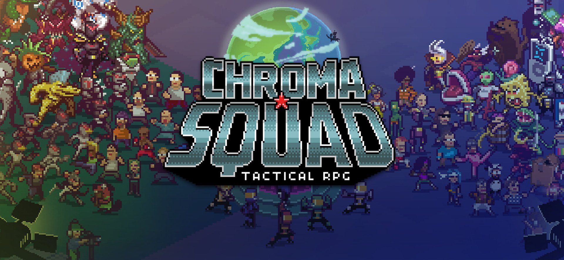 Chroma Squad Video
